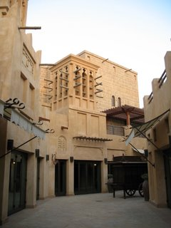 Courtyards - within the Souk Madinat Jumeirah