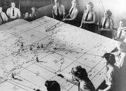 WAAF Operations Room