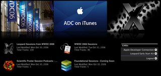 ADC on iTunes