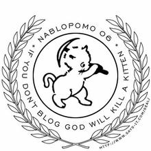 NaBloPoMo 06