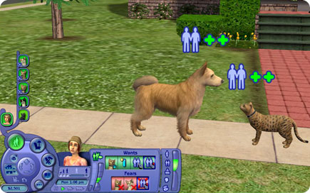 Sims  Dogs And Cats Cheao