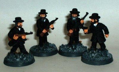 The Moshe Lieberman Gang