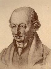 Porträt von 1839