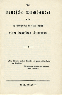 Perthes-Denkschrift