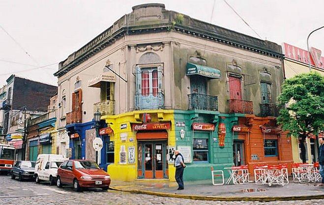 Barrios Tipicos: La Boca
