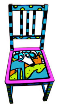 Genial Anne Leuck Feldhaus   Alice Chair
