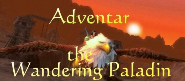 Adventar the Wandering Paladin