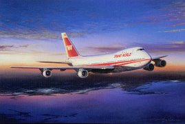 Into the Sunset, we honor our dear friends who lost their lives on TWA FLIGHT 800