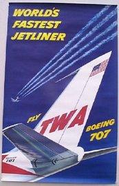 TWA Boeing 707-331-BA-BAH