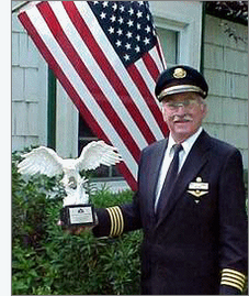 Retired Captain Randy Kramer
