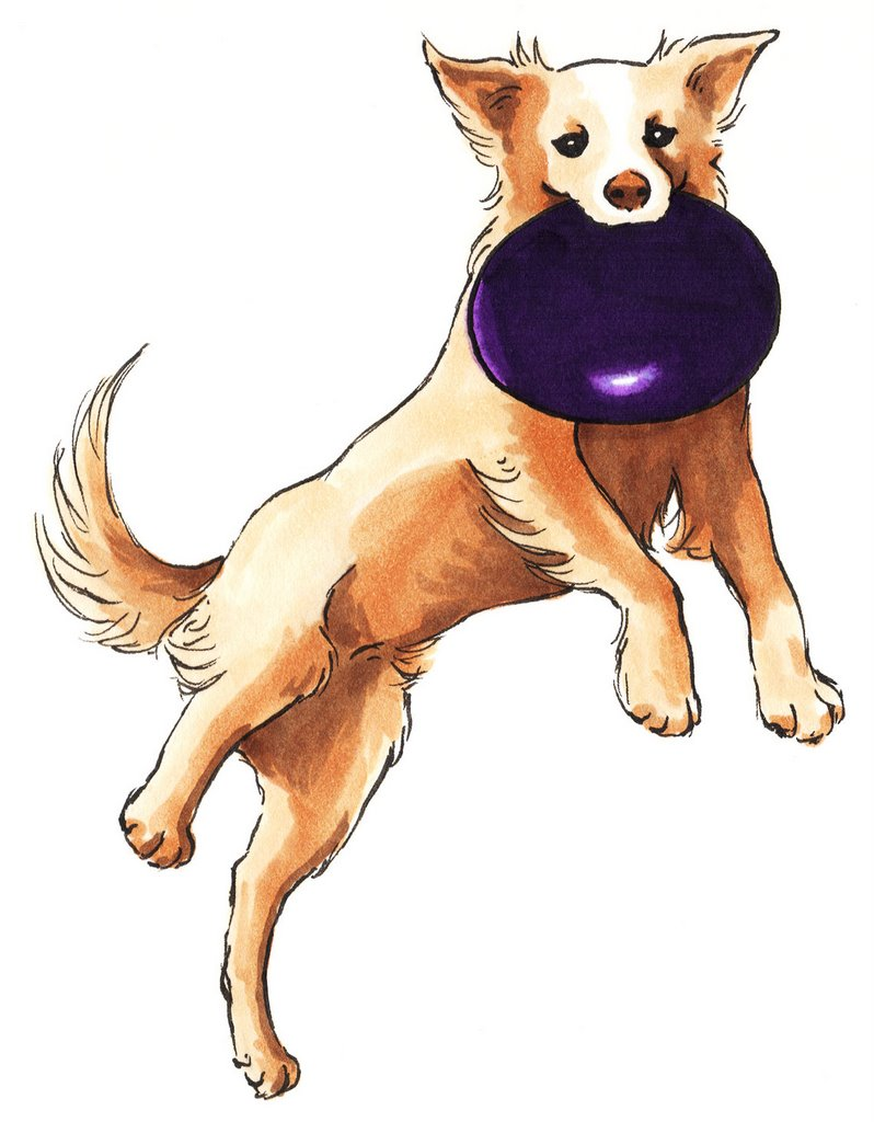 This Is Another Drawing I Did For Work That Was A Lot Of Fun