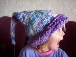 Fabulous Sheepychic Witchie beanies