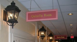 The Quinella Room
