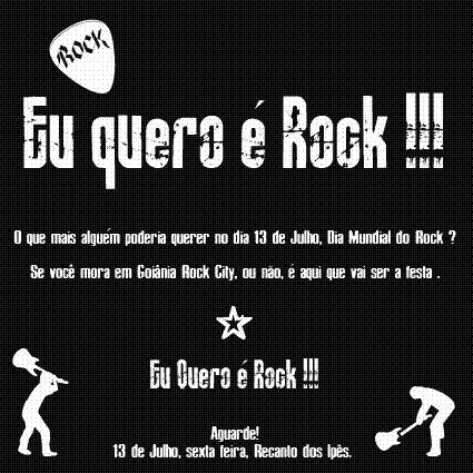 Eu Quero é Rock!!!