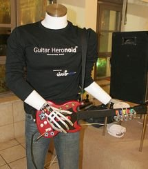 Guitar Heronoid