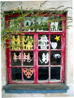 Window into a child's world - the childrens' studio