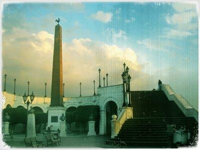 plaza de francia. panama |wakalani