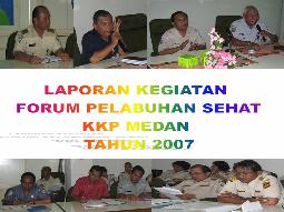 Forum Pelabuhan Sehat