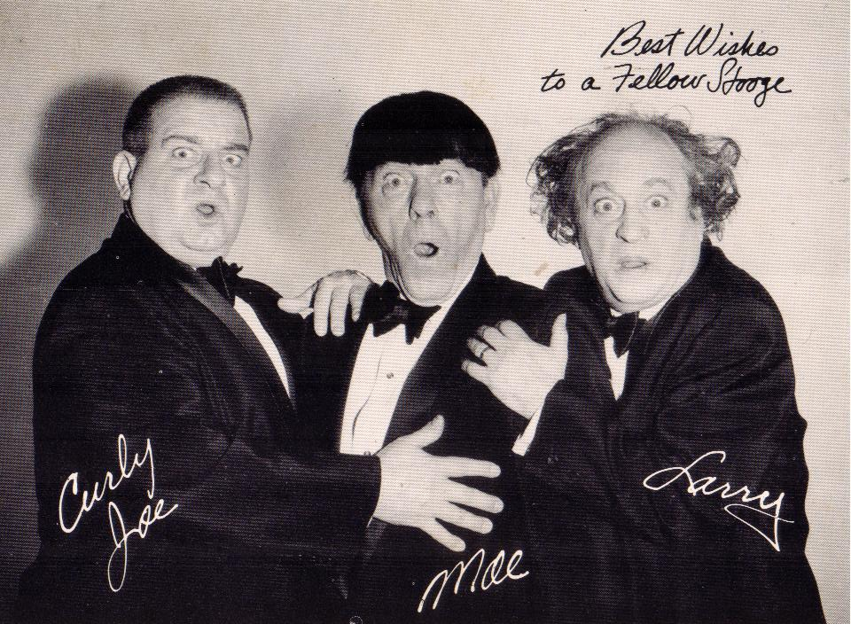 three stooges in chemical reactions Request full-text how to say how much: amounts and stoichiometry article in journal of chemical education 78(10) october 2001 with 10 reads.
