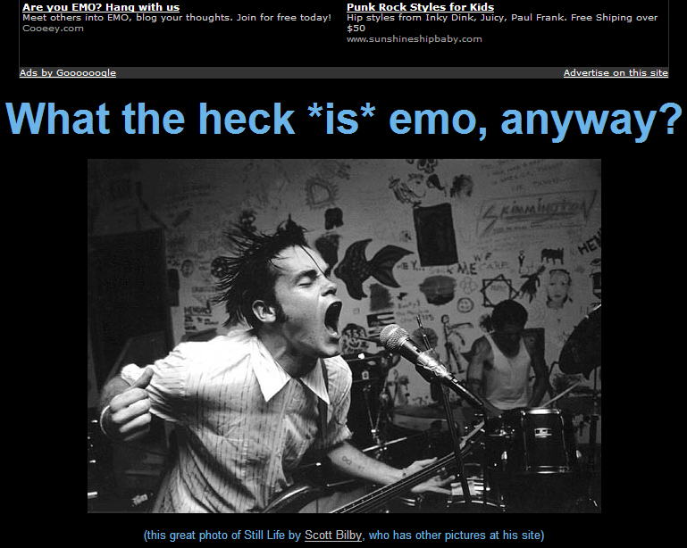 emo websites to join