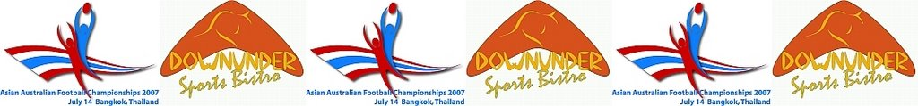 Asian Footy Champs 2007