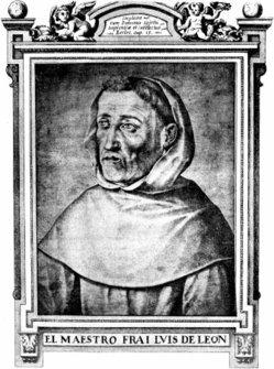 Fray Luis de León 1527-1591