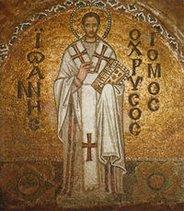 St. John Chrysostom 347-407