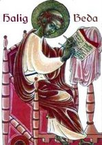 St. Bede the Venerable 673-735