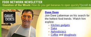 Food Network Newsletter