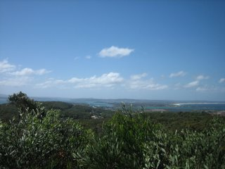 from Mawsons Lookout