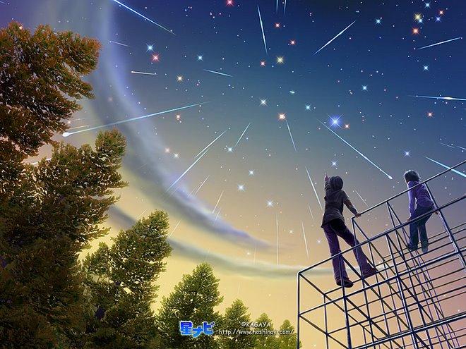 sự tỏa sáng của một ngôi sao mới