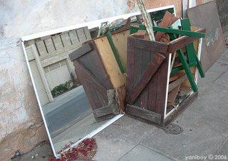 mirrored junk 2006