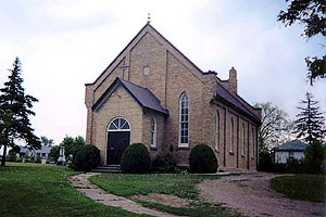 St Ann's, Adelaide, Ontario