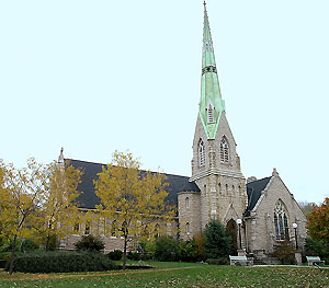 St George, Owen Sound, Ontario