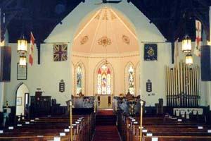 St John, Strathroy