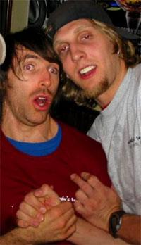 Steve & Dirk