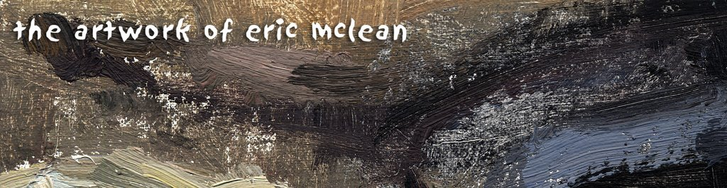 The artwork of Eric McLean