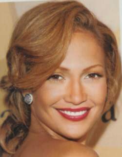 J Lo Hairstyles