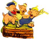 Digikiiltokuva: Veli Viulu, Veli Huilu ja Veli Ponteva! by Disney