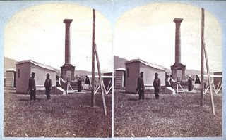 Anglesea Barracks Transit of Venus 1874
