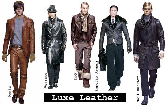 mens07wMR Luxe Leather - Beyler Bunlarda Sizin ��in :)