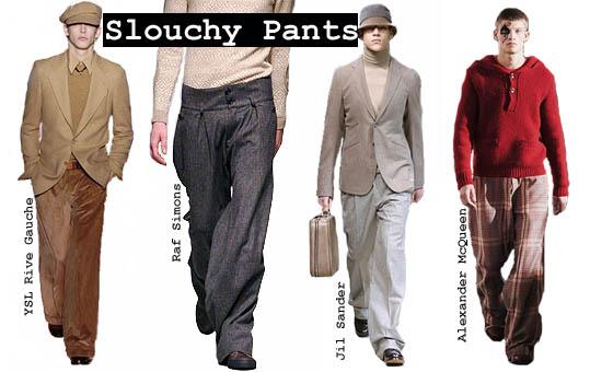 mens07wMR Slouchy Pants - Beyler Bunlarda Sizin ��in :)