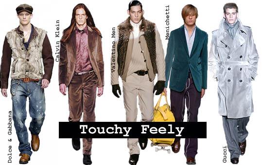 mens07wMR Touchy Feely - Beyler Bunlarda Sizin ��in :)