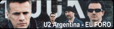 U2 Argentina - EL FORO