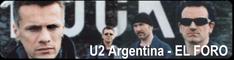 U2 Argentina - EL FORO