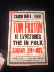 Caird Hall Poster