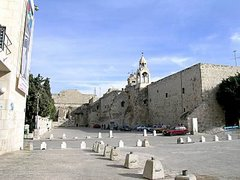 Church of Nativity - bethlehem