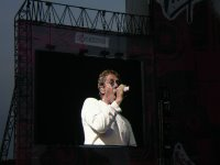 Roger Daltrey on vocals
