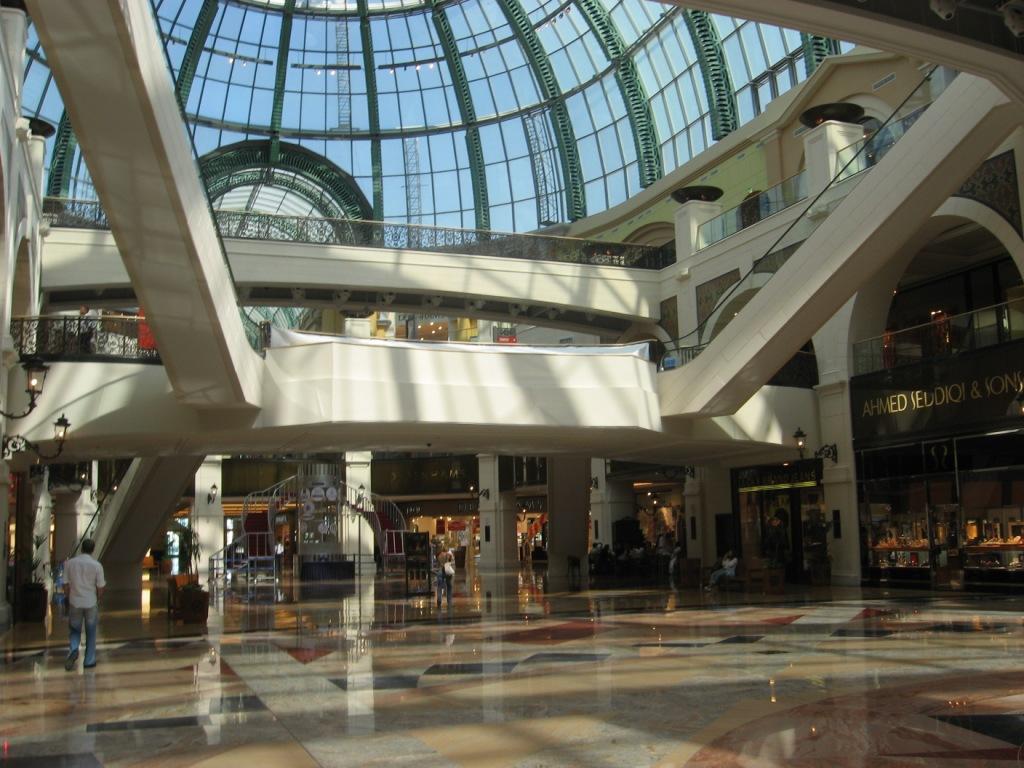 Dubai Shopping Malls The Mall Of The Emirates