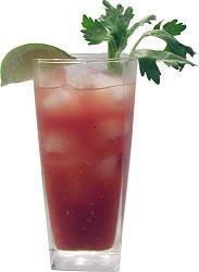 коктейль кровавая мэри